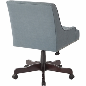 Inspired by Bassett Everton Office Chair Klein Sea [BP-EVREX-K21]