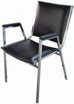 sc 1 st  Office Chairs Unlimited & Lorell Armless Stacking Vinyl Chairs [62502]