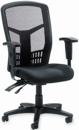 Lorell Ergonomic High Back Mesh Chair 86200 Free Shipping
