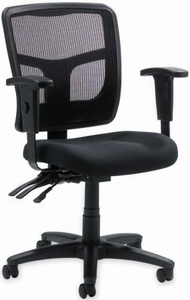 Lorell Multi Function Mesh Office Chair [86201]