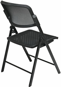 Matrix Mesh Folding Chair From Office Star 81308 Free