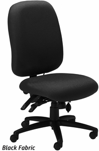Mayline Comfort Series 24-Hour Chair [2424AG]