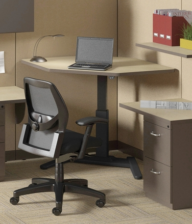 Mayline Mercado Mesh Office Chair [3200]