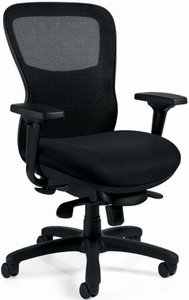 Mesh Chair with Lumbar Support [OTG11668B]