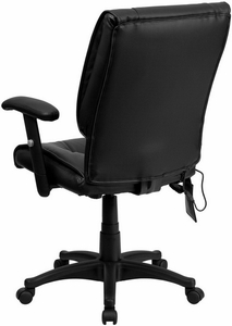 Mid Back Office Massage Chair [BT-2770P-GG]