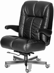 ERA Newport Ultra Plush Executive Chair With Wide Seat [OF NU 2PC]
