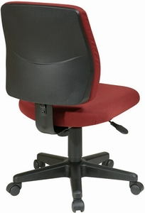 Work Smart™ Adjustable Back Height Task Chair [33101]