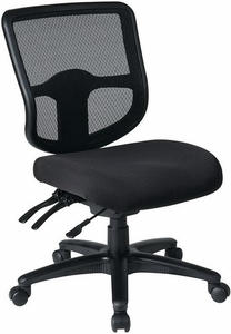 Pro Line II Adjustable Ergonomic Mesh Chair [98341-30]