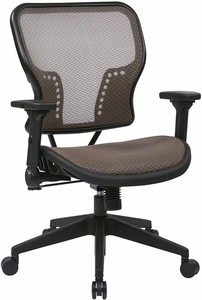 Space Seating Air Grid Mesh Back Task Chair [213-38N1F3]