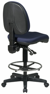 Work Smart Deluxe Ergonomic Drafting Chair [DC940]