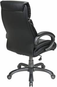 Work Smart Eco-Leather Executive Office Chair [ECH68801]