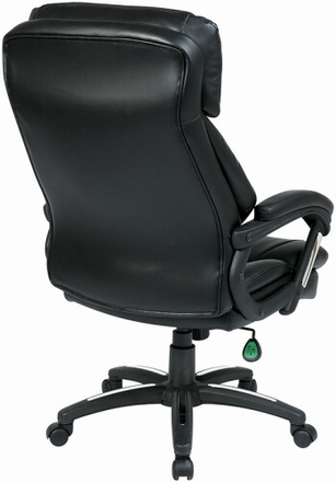Work Smart Faux Leather Office Chair [FL9097]  sc 1 st  Office Chairs Unlimited & Office Star Chair FL9097|Office Chairs Unlimited