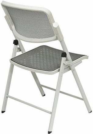 Pro Line II Office Star Full Mesh Folding Chairs [81108]