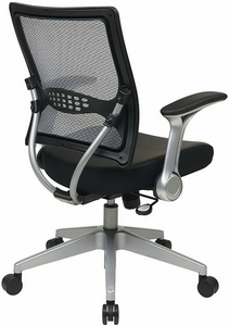 Space Seating Mid Back Mesh Office Chair [67-E36N61R5]