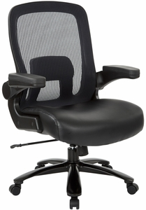 Superior Office Star Pro Line II™ Big And Tall Deluxe Executive Chair [30180]