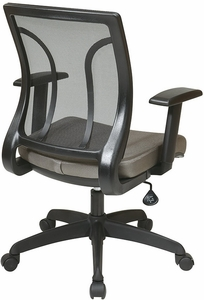 Work Smart Screen Back Task Chair with Arms [EM50727]
