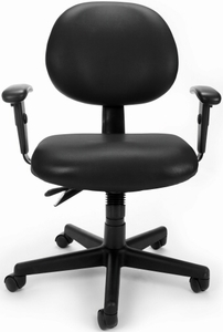 OFM Anti-Microbial Vinyl 24 Hour Chair [241-VAM]