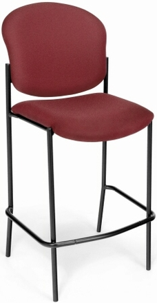 Ofm Armless Counter Height Stool 408 C Free Shipping