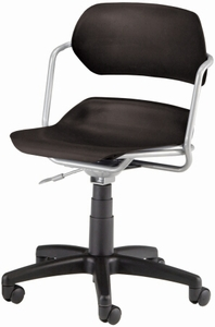 OFM Armless Plastic Task Chair [200]