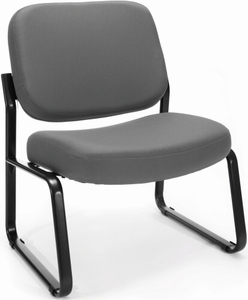 Ofm And Tall Armless Guest Chair 409