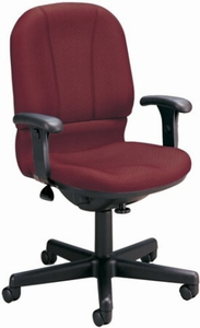 OFM Contoured Office Computer Chair [640]