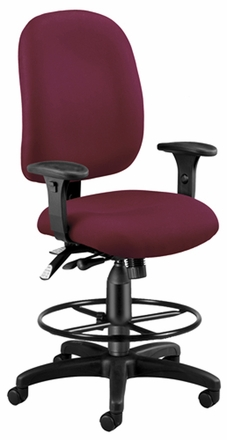 High Back Drafting Chair Comfortable Drafting Chair