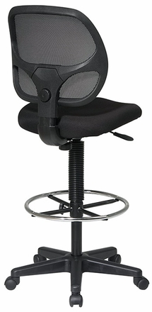 Office Star Screen Back Mesh Drafting Chair DC2990Office Chairs