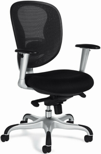OTG™ Contemporary Mesh Office Chair [OTG11691B]