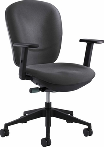 ***Discontinued*** Rae™ Ergonomic Task Chair Charcoal Gray [7205CH]
