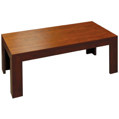 Tables Boss Reception Area Cherry Coffee Table N48 C