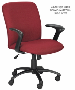 Safco 500 lb. Heavy Duty Office Chair [3490]