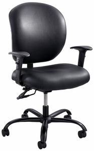 Safco Alday™ 24 Hour Office Chair [3391BL]