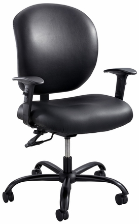 computer task chairs safco alday 24 hour office chair 3391bl