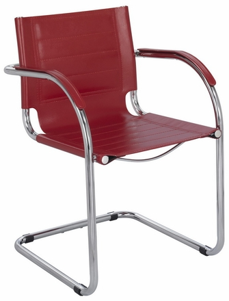 safco flaunt modern guest chair 3457