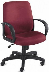 Safco Poise Mid Back Office Chair [6301]