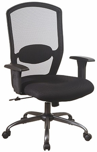 Work Smart Screen Back Mesh Computer Chair [583713]