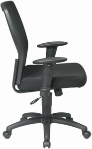 Work Smart Screen Back Mesh Office Chair [599302]
