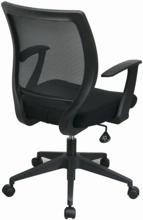 Work Smart Screen Back Office Star Mesh Chair [EM51022N]