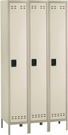 Single Tier Locker 3 Column Tan [5525TN]
