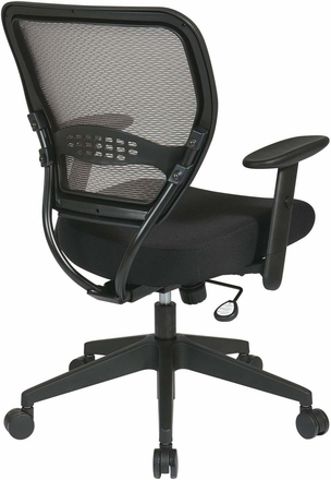 Space Seating® Deluxe Latte AirGrid® Back Managers Chair [55-38N17]