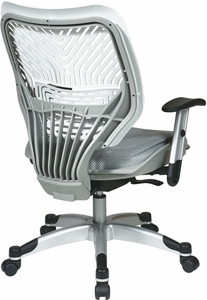 Space Seating® Ice SpaceFlex® Shadow Mesh Managers Chair [86-M22C625R]