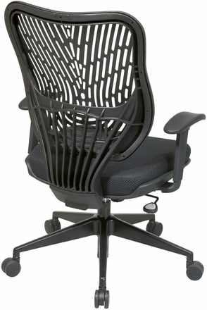 Space Seating® Self Adjusting Raven SpaceFlex® Mesh Managers Chair [88-33BB918P]