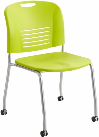 Discontinued Vy Stack Chair Straight Leg With