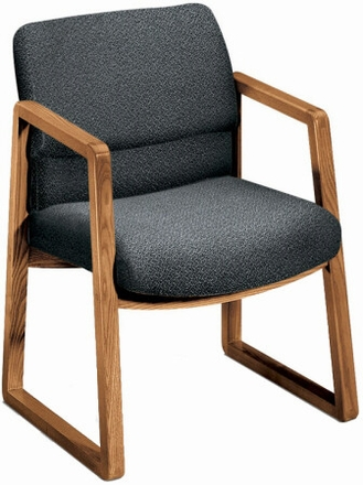 Waiting Room Chair office waiting room chairs – wood finish office waiting room chair