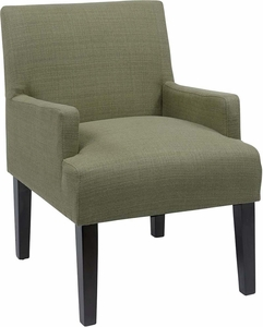 Work Smart™ Main Street Woven Seaweed Guest Chair [MST55-S22]