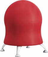 Zenergy� Ball Chair Crimson Red [4750CI]
