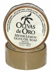 Meyer Lemon Olive Oil Soap