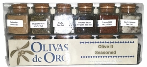 Olive It Seasoned - Seasoning Sampler