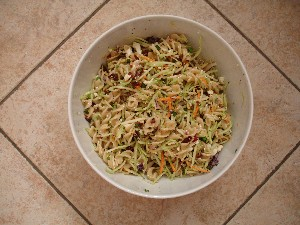Pasta & Broccoli Slaw Salad