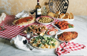 Ranch-Style Italian Dinner - June 11 7:00 PM